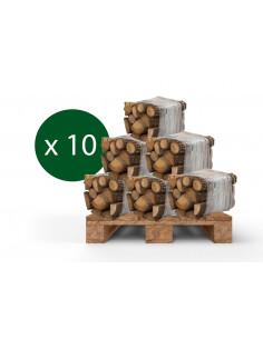 10x OAK WOOD BUNDLE