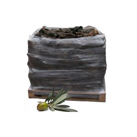 1/2 LOOSE OLIVE FIREWOOD PALLET