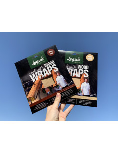 OAK and BEECH WOOD WRAPS PACK