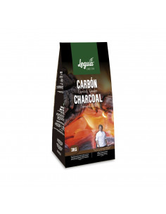 BAG OF QUEBRACHO CHARCOAL 3KG