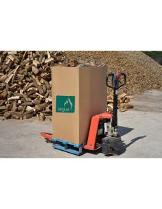 ORANGE TREE SEMI-PALLET BOX