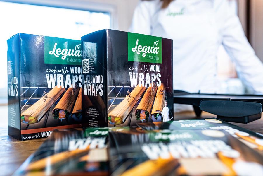 Wood Wraps
